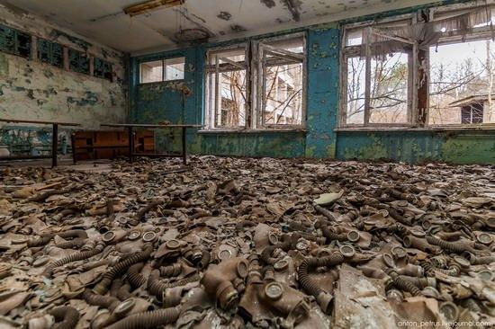Chernobyl zone 29 years later, Ukraine, photo 9