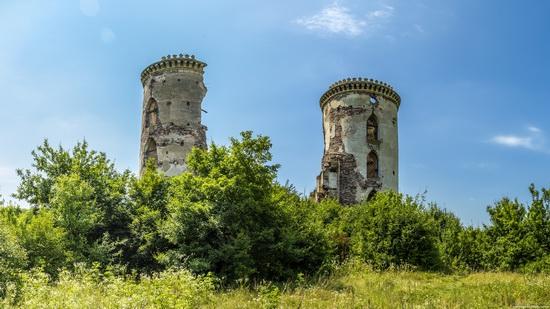Chervonograd palace remains, Ternopil region, Ukraine, photo 15