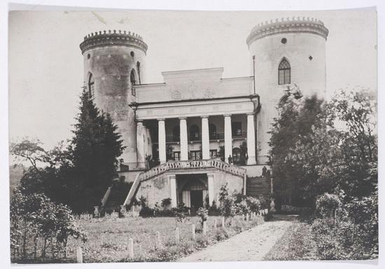 Chervonograd palace remains, Ternopil region, Ukraine, photo 16
