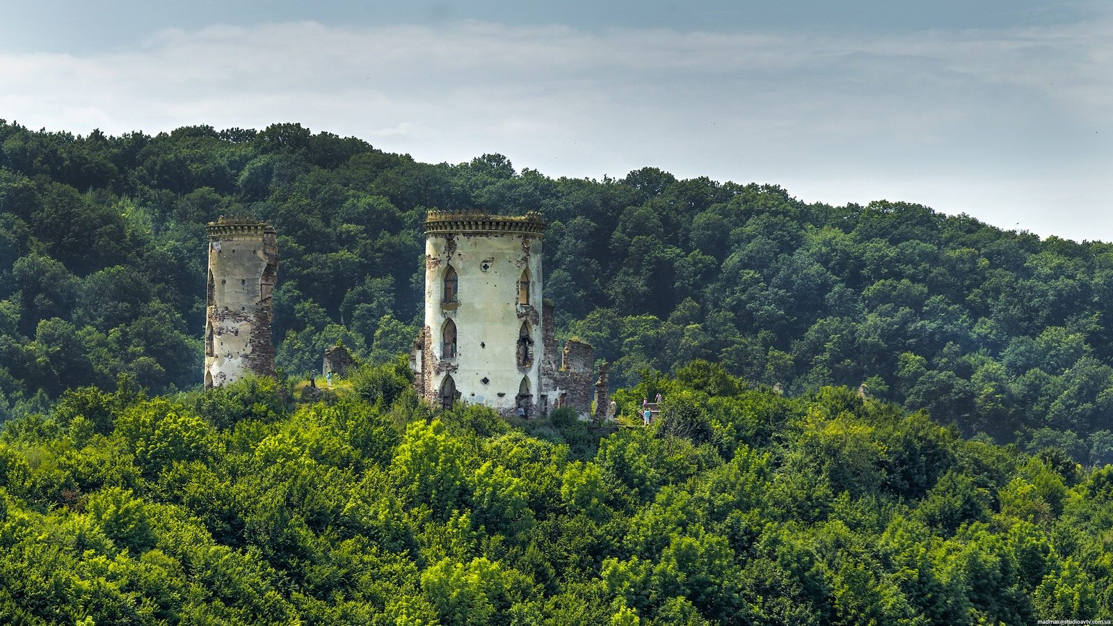 Chervonograd: a selection of sites