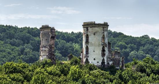 Chervonograd palace remains, Ternopil region, Ukraine, photo 7
