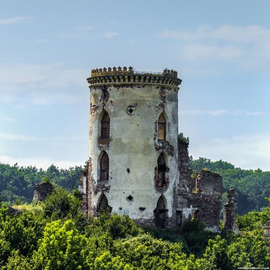 Chervonograd palace remains, Ternopil region, Ukraine, photo 8
