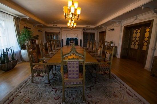 The former residence of Yanukovych in Mezhyhiria, Ukraine, photo 16