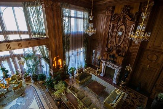 The former residence of Yanukovych in Mezhyhiria, Ukraine, photo 23