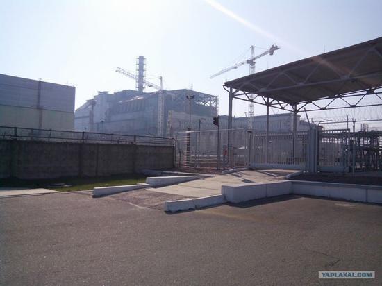 The New Shelter, Chernobyl NPP, Pripyat, Ukraine, photo 5