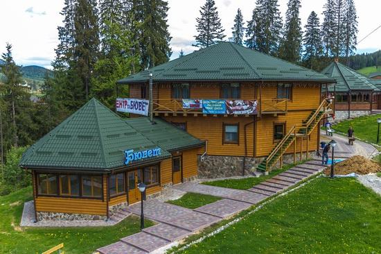 Spring in Bukovel ski resort, Ukraine, photo 16