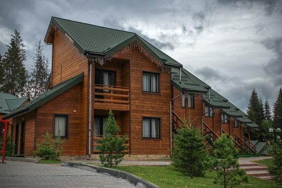 Spring in Bukovel ski resort, Ukraine, photo 5