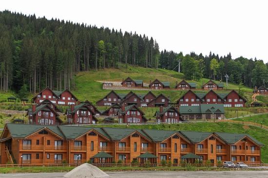 Spring in Bukovel ski resort, Ukraine, photo 9