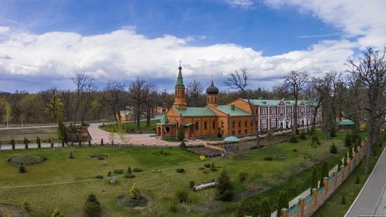St. Panteleimon Monastery in Feofania Park, Kyiv, Ukraine, photo 10