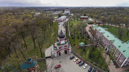 St. Panteleimon Monastery in Feofania Park, Kyiv, Ukraine, photo 12