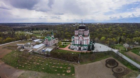 St. Panteleimon Monastery in Feofania Park, Kyiv, Ukraine, photo 6