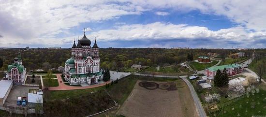 St. Panteleimon Monastery in Feofania Park, Kyiv, Ukraine, photo 7