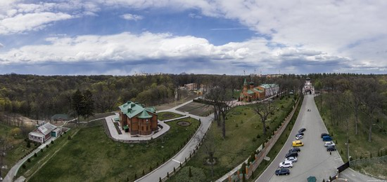 St. Panteleimon Monastery in Feofania Park, Kyiv, Ukraine, photo 8