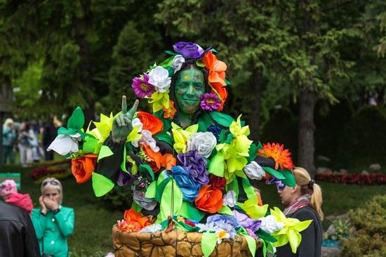 Flower-show European Ukraine in Kyiv, photo 1