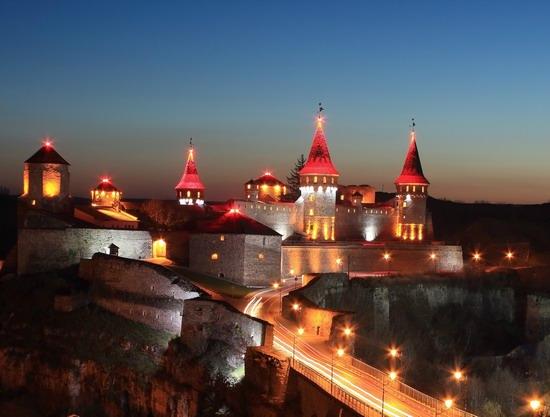 Kamenets Podolskiy fortress, Ukraine, photo 1