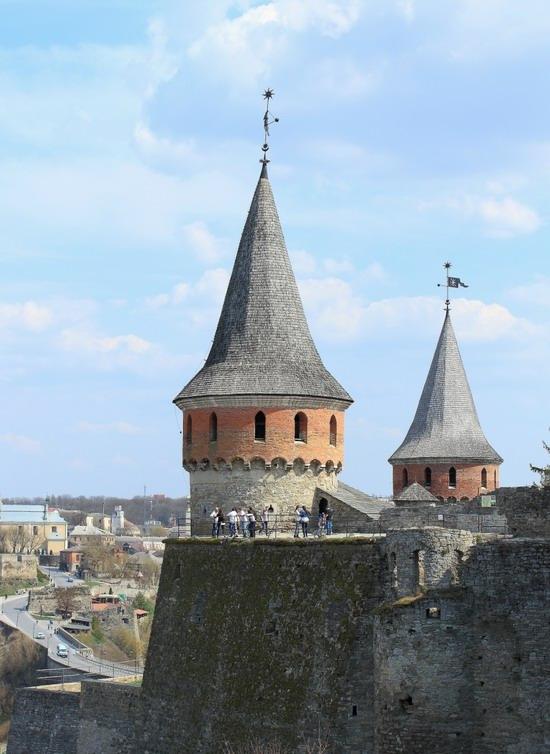 Kamenets Podolskiy fortress, Ukraine, photo 19