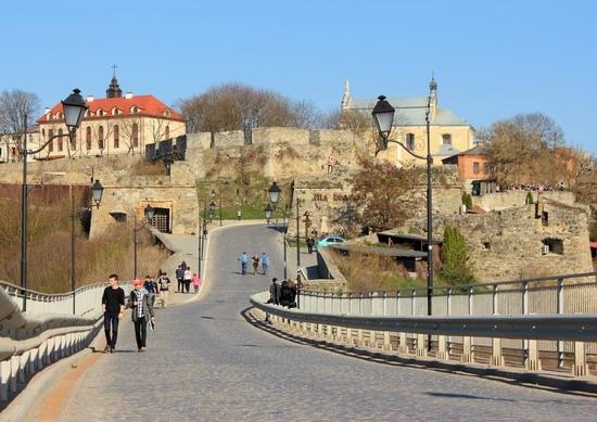Kamenets Podolskiy fortress, Ukraine, photo 6