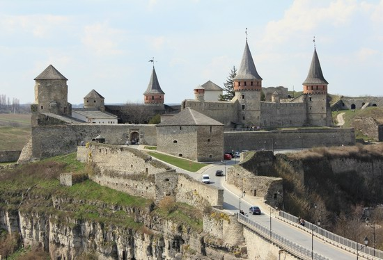 Kamenets Podolskiy fortress, Ukraine, photo 7