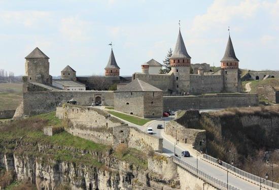 Kamenets Podolskiy fortress, Ukraine, photo 7