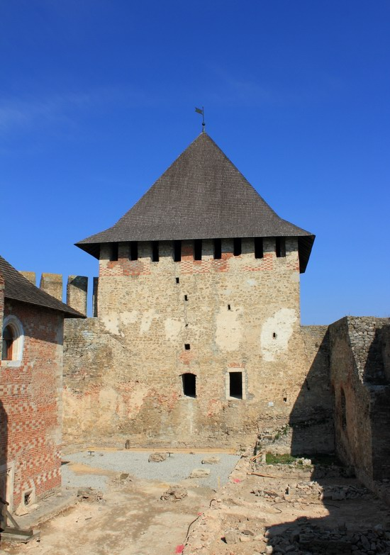 Khotyn Fortress, Ukraine, photo 10