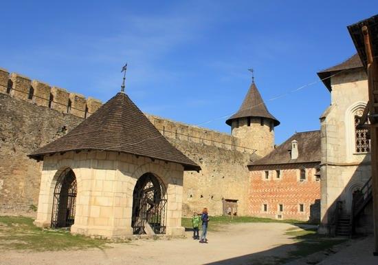 Khotyn Fortress, Ukraine, photo 12