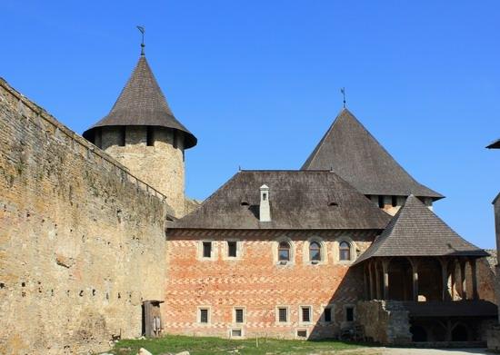 Khotyn Fortress, Ukraine, photo 14