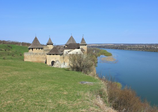 Khotyn Fortress, Ukraine, photo 2