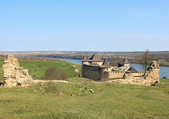 Khotyn Fortress, Ukraine, photo 3