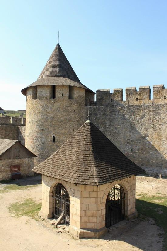 Khotyn Fortress, Ukraine, photo 8