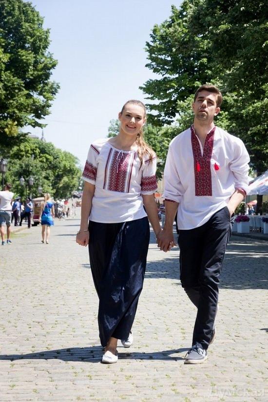 Marsh in national costumes, Odessa, Ukraine, photo 10
