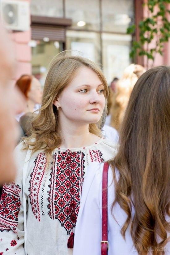 Marsh in national costumes, Odessa, Ukraine, photo 13