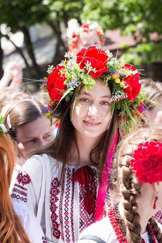 Marsh in national costumes, Odessa, Ukraine, photo 19