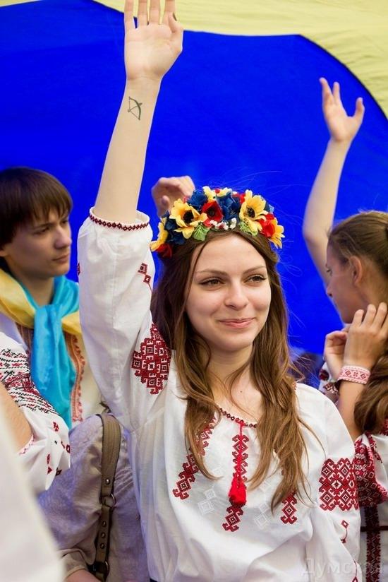 Marsh in national costumes, Odessa, Ukraine, photo 20