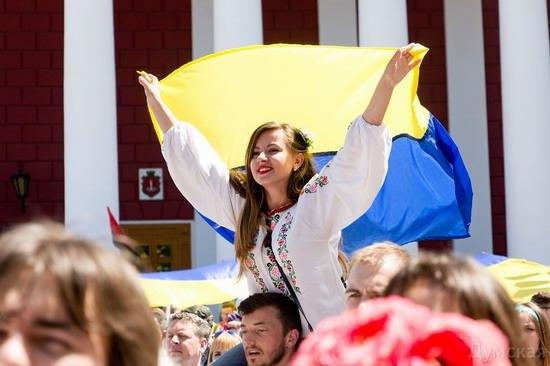 Marsh in national costumes, Odessa, Ukraine, photo 22