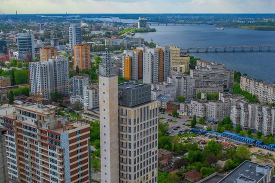 The tallest building in Dnepropetrovsk, Ukraine, photo 10