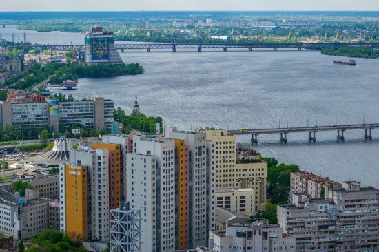 The tallest building in Dnepropetrovsk, Ukraine, photo 7