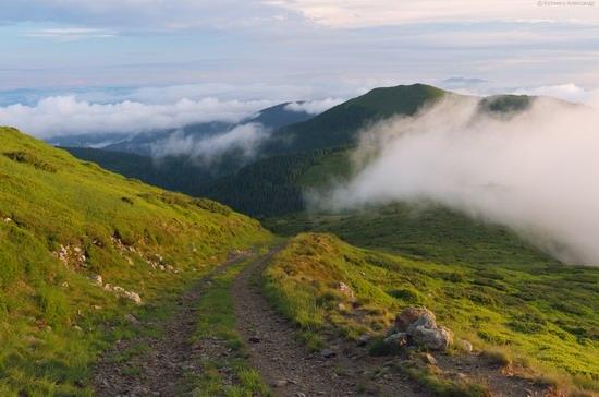 The Hutsul Alps, Zakarpattia region, Ukraine, photo 1