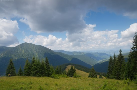 The Hutsul Alps, Zakarpattia region, Ukraine, photo 10