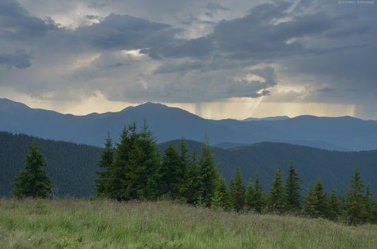 The Hutsul Alps, Zakarpattia region, Ukraine, photo 12