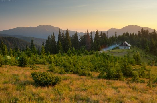 The Hutsul Alps, Zakarpattia region, Ukraine, photo 14