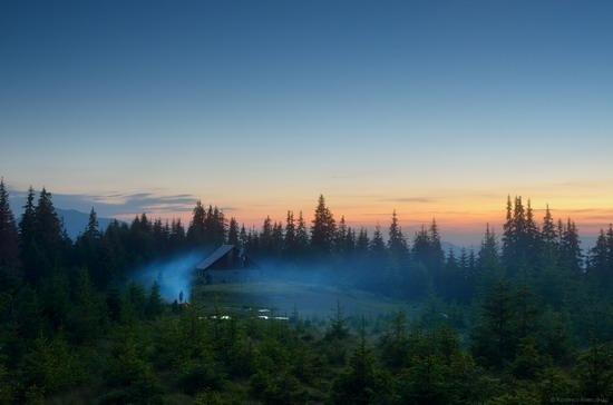 The Hutsul Alps, Zakarpattia region, Ukraine, photo 15