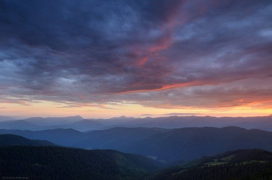 The Hutsul Alps, Zakarpattia region, Ukraine, photo 16