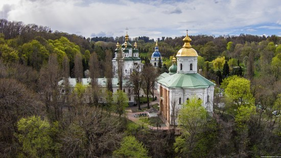 Vudubickiy Monastery, Kyiv, Ukraine, photo 1