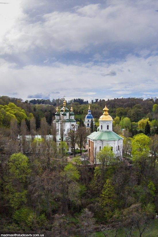 Vudubickiy Monastery, Kyiv, Ukraine, photo 2