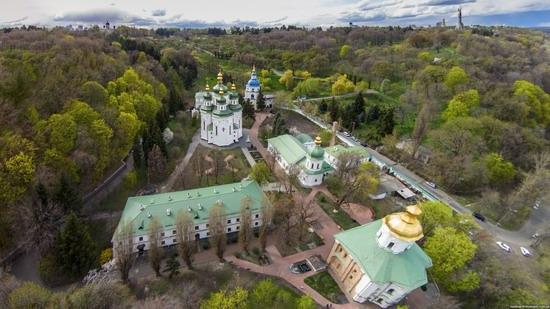 Vudubickiy Monastery, Kyiv, Ukraine, photo 3
