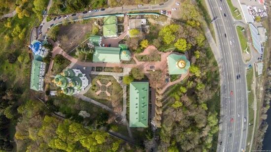 Vudubickiy Monastery, Kyiv, Ukraine, photo 4