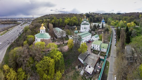 Vudubickiy Monastery, Kyiv, Ukraine, photo 5