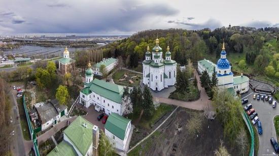 Vudubickiy Monastery, Kyiv, Ukraine, photo 6