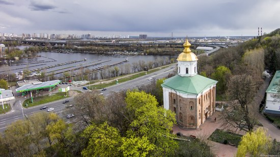 Vudubickiy Monastery, Kyiv, Ukraine, photo 7