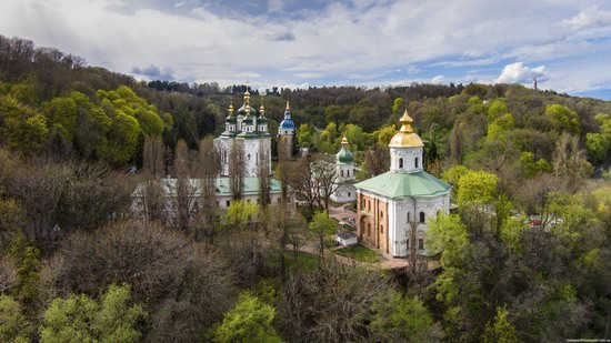 Vudubickiy Monastery, Kyiv, Ukraine, photo 8